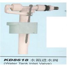 Клапан поплавковый с боковой подводкой 0124AD